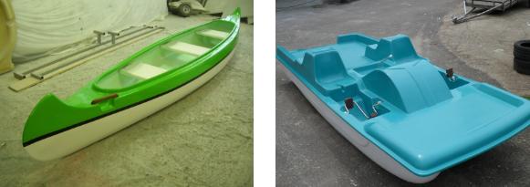 Csónakok, Vízitúraeszközök gyártása - Sybill Bt.