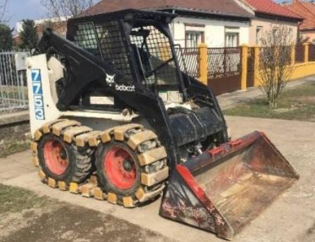 Gépi földmunka Miskolc
