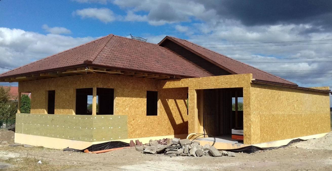 Szeglemezes tető gyártás kivitelezése Miskolc és 50 km körzete